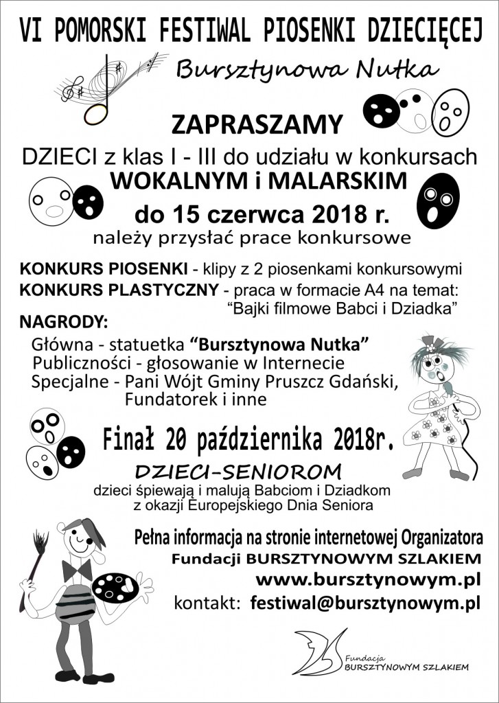 ulotka A4 info festiwal 2018